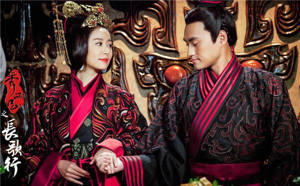 [新聞]《秀麗江山》展現華麗婚禮袁弘雨中求婚感動林心如