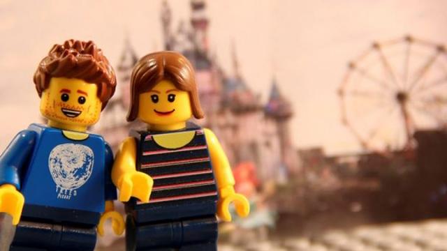[新聞] 【我願意!】特製Lego動畫 英男戲院播放求婚超浪漫